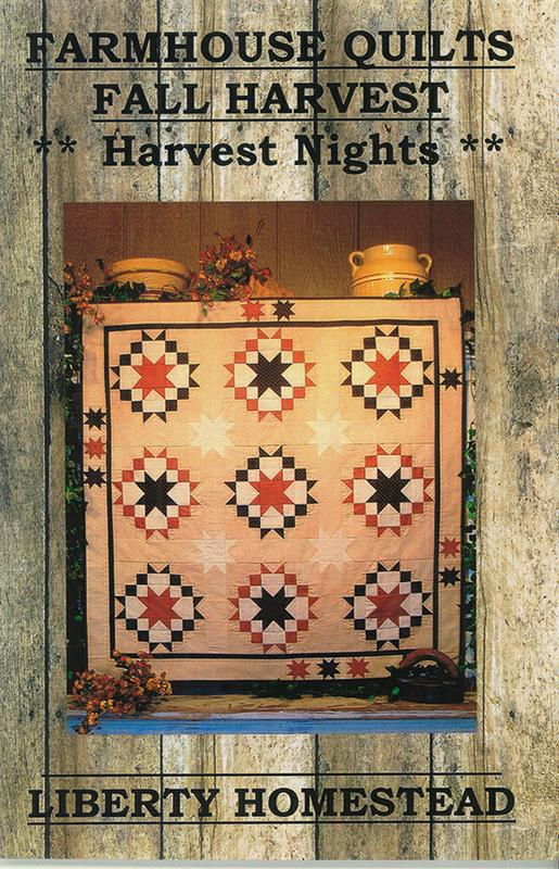 Farmhouse Quilts/Harvest Nights