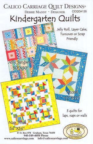 Kindergarten Quilts