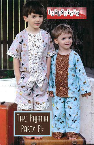 The Pajama Party PJs Infants