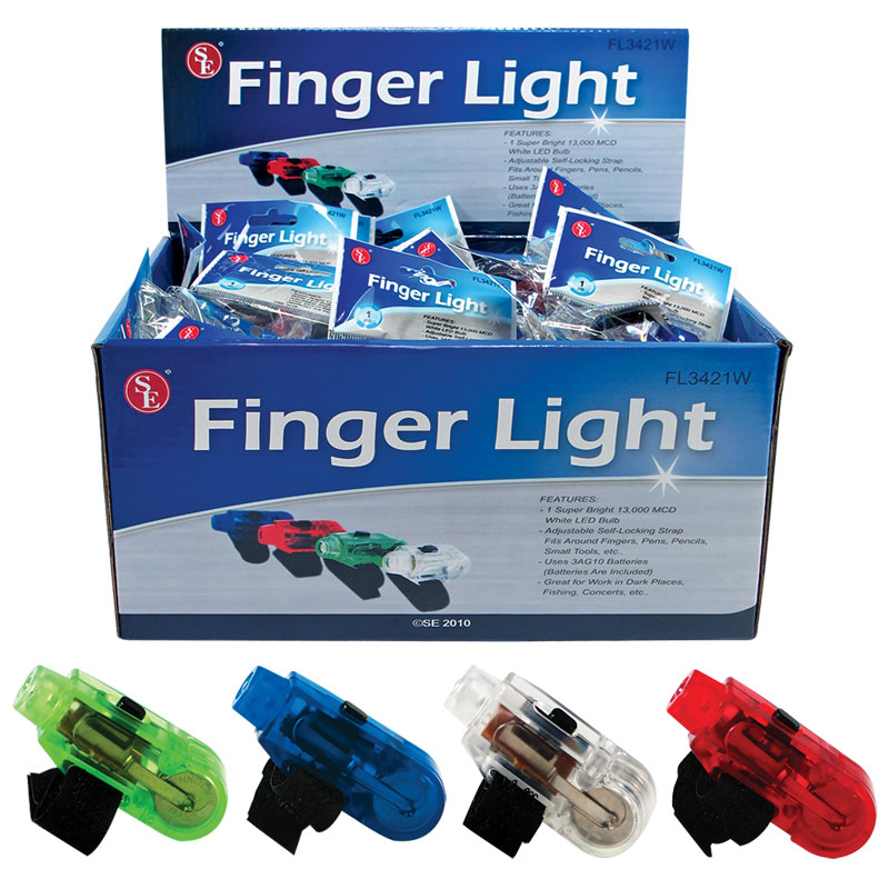 Finger Lights / Famore