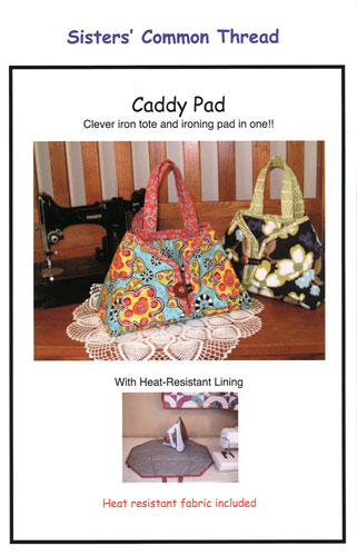 Caddy Pad W/Heat Res Fab