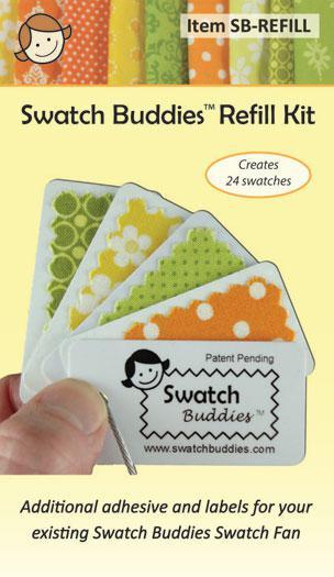 Swatch Buddies-Refill Kit