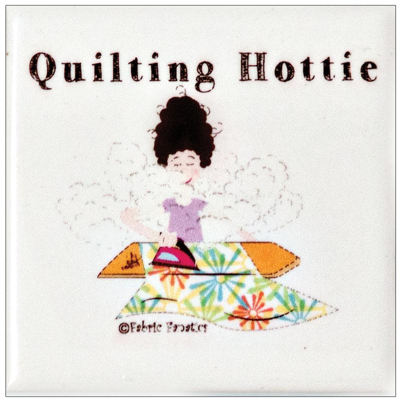 Magnet Quilting Hottie