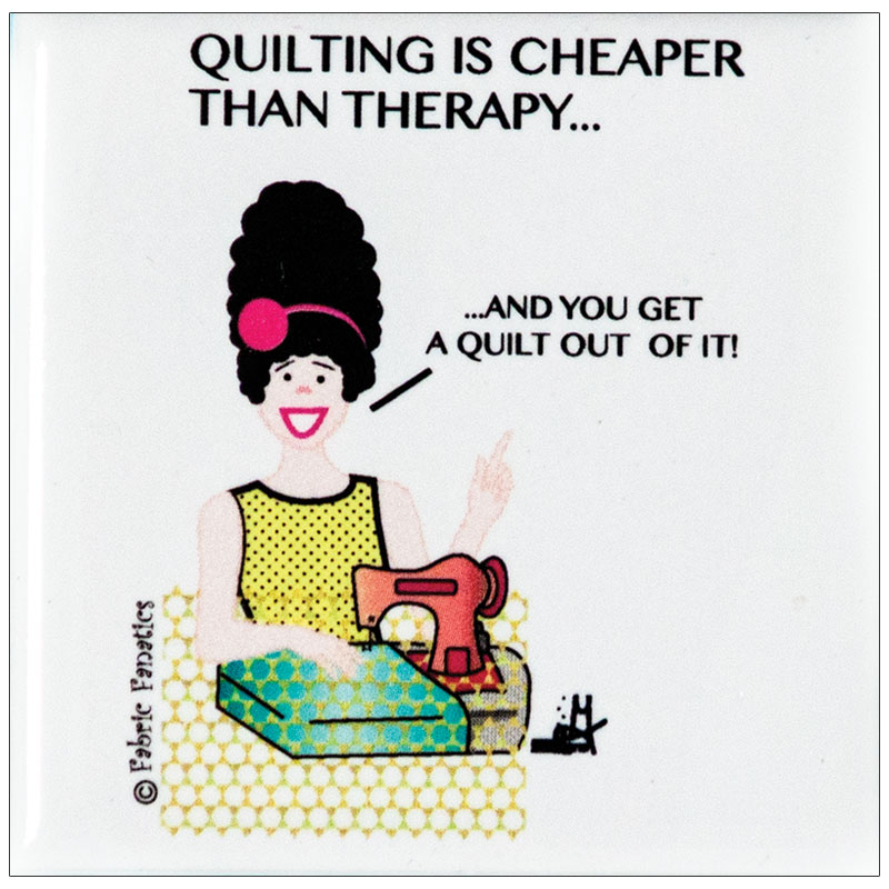 Magnet Quilting Is Cheaper