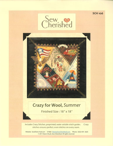 Crazy For Wool/Summer