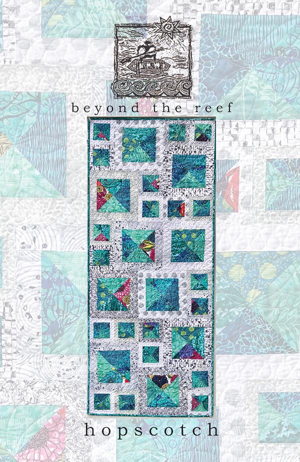 Hopscotch pattern (Beyond the Reef)