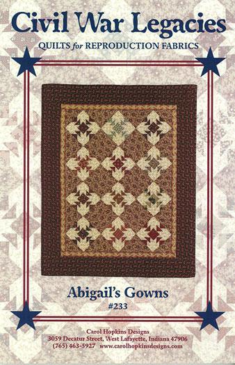 Civil War Legacies/Abigails Gow