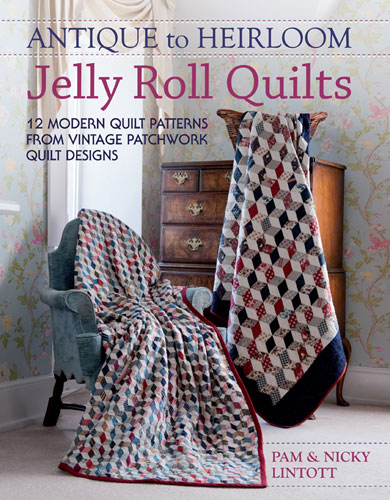 Antique To Heirloom Jelly Roll