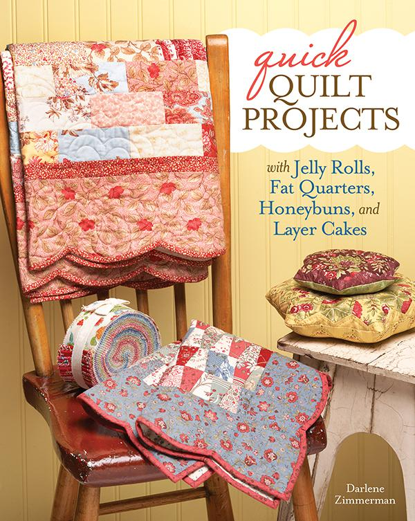 Quick Quilt Projects With JRS