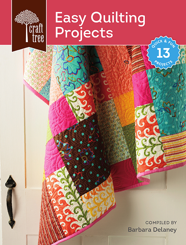 Craft Tree Easy Quilting Project
