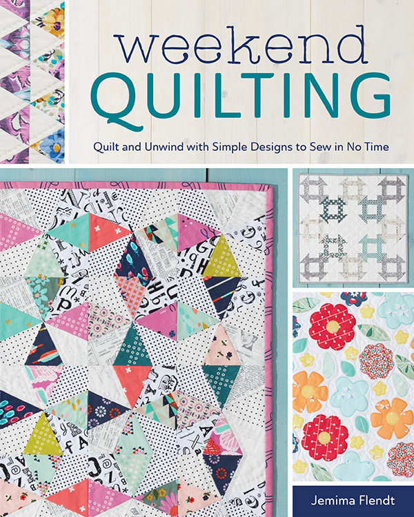 Weekend Quilting Book
