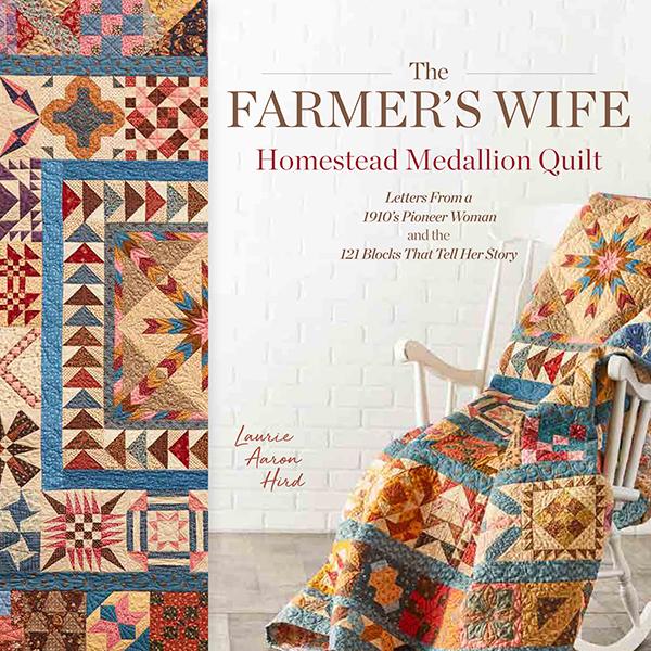 Farmers Wife Hmestead Medallion