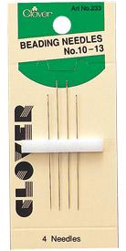 Clover - Beading Needles Sz 10-13