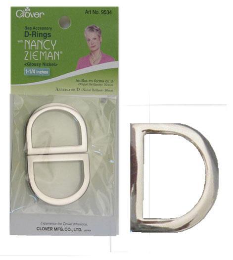 D Ring 1.25in