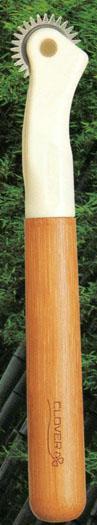 Bamboo Tracing Wheel Serrated