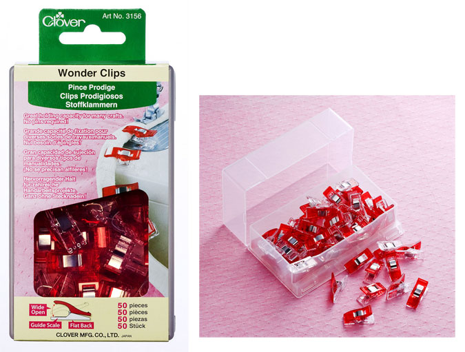 Wonder Clips- 50 ct