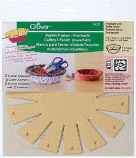 Basket Frames Oval/Small by Clover