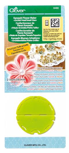 Kanzashi Flower Maker Orchid Sm