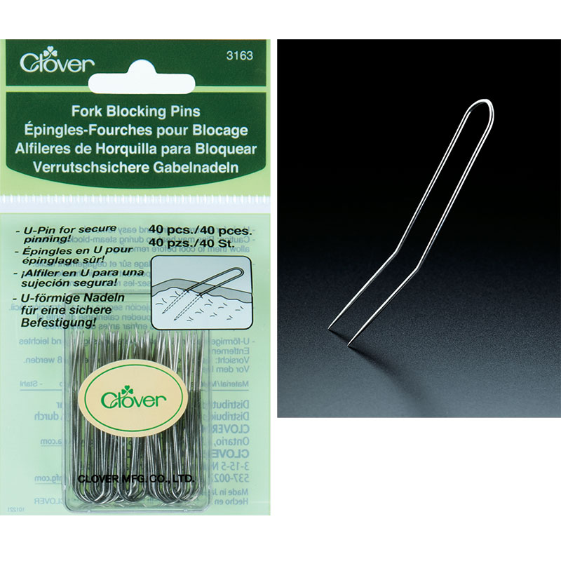 *Fork Blocking Pins 40ct 3163