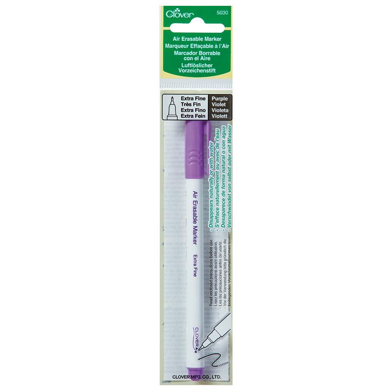 Air Erase Marker X-Fine Purple