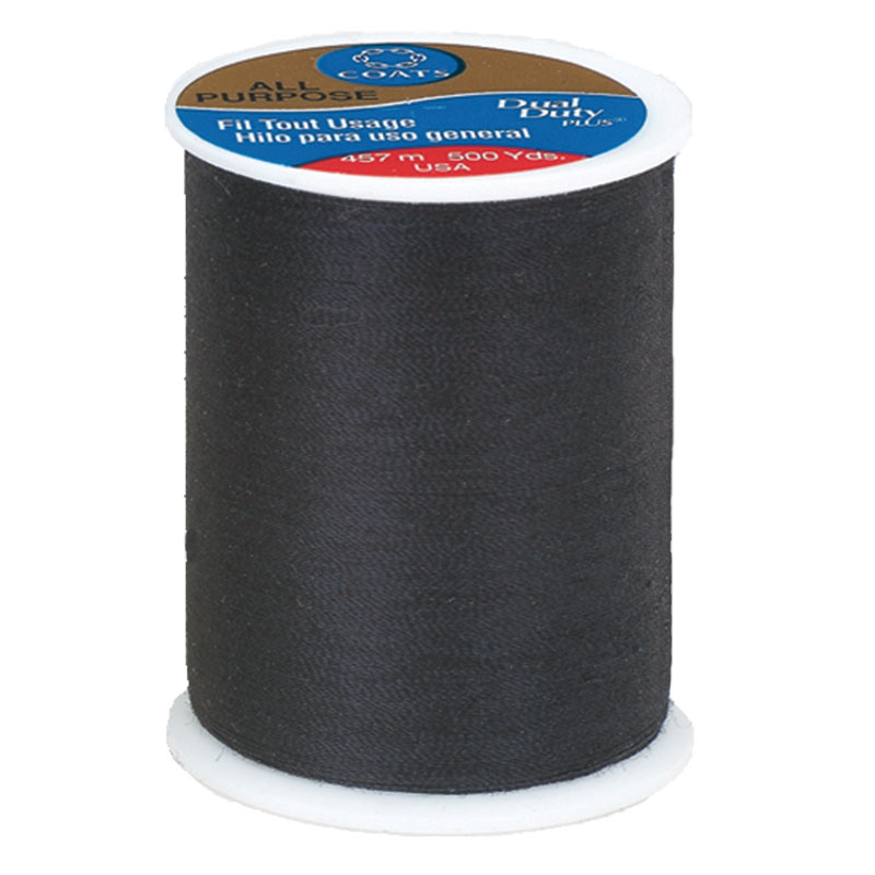 All Purpose Thread 400 Yds Blk
