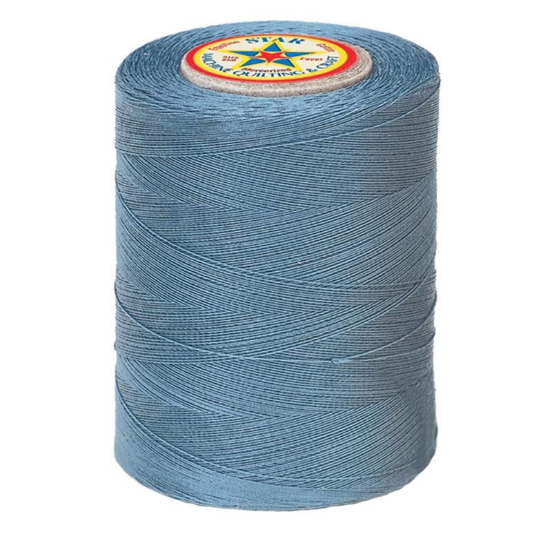 Star Mercerized Cotton Thread 1200yd #105A - Azure Blue