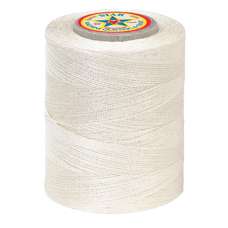 Star Cotton Thread 1200yd Cream