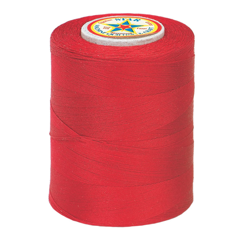 Star Cotton Thread 1200yd Red