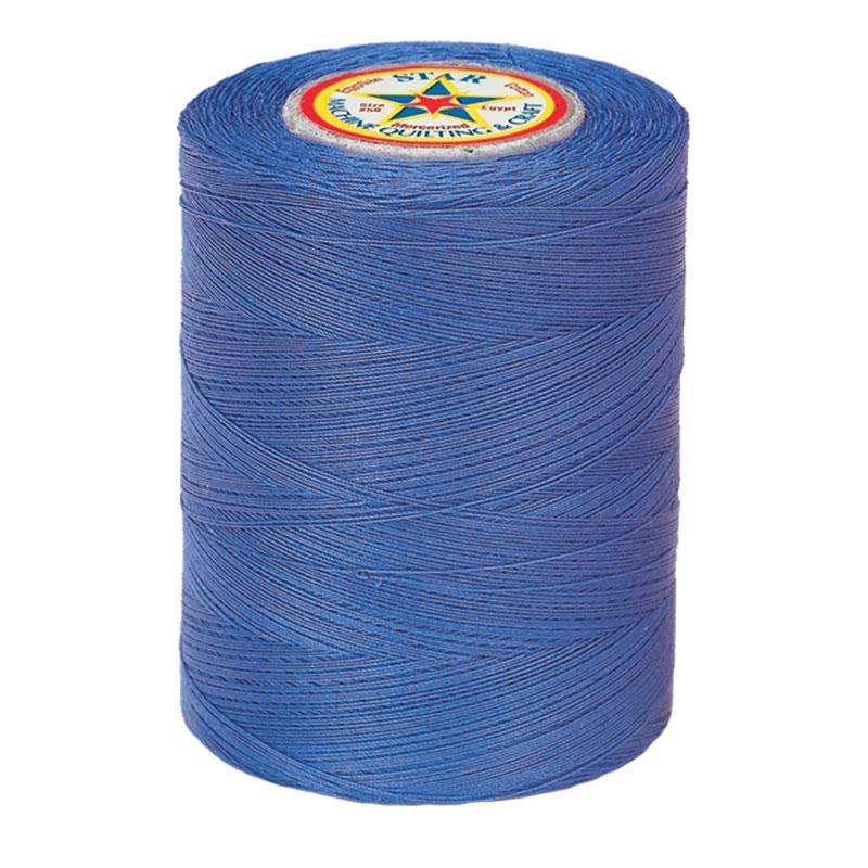 Star Mercerized Cotton Thread 1200yd #341 - Perwinkle