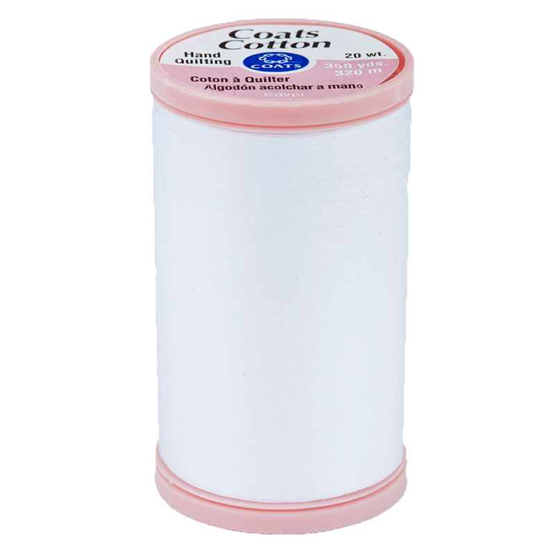 Cotton Hand Qlt 350yd White