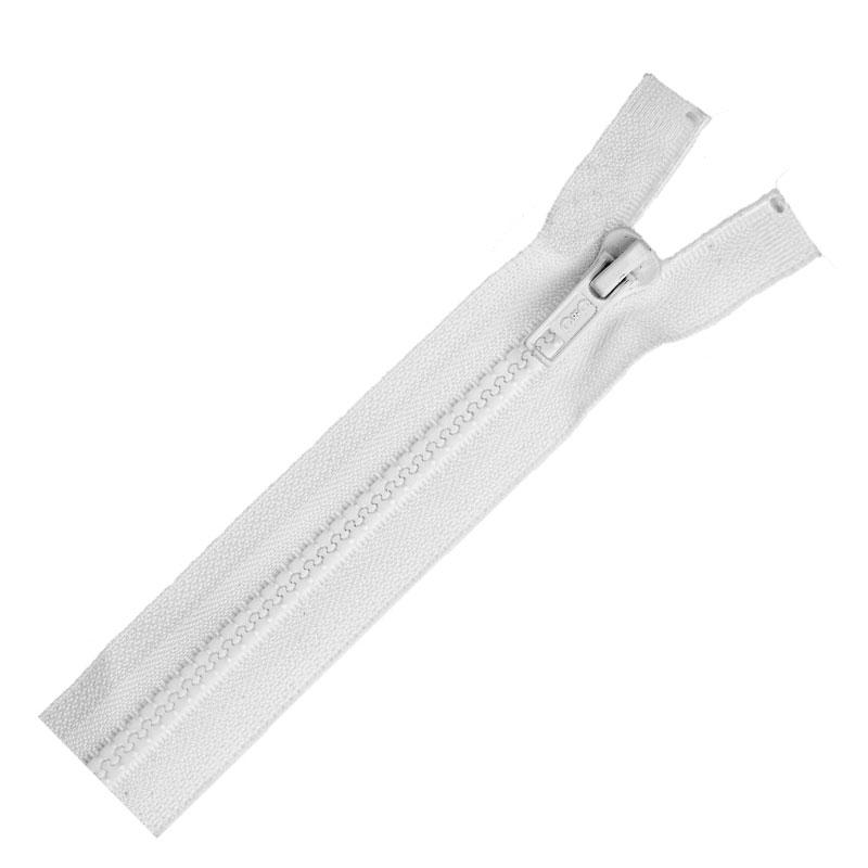 Separating Molded Zipper 26