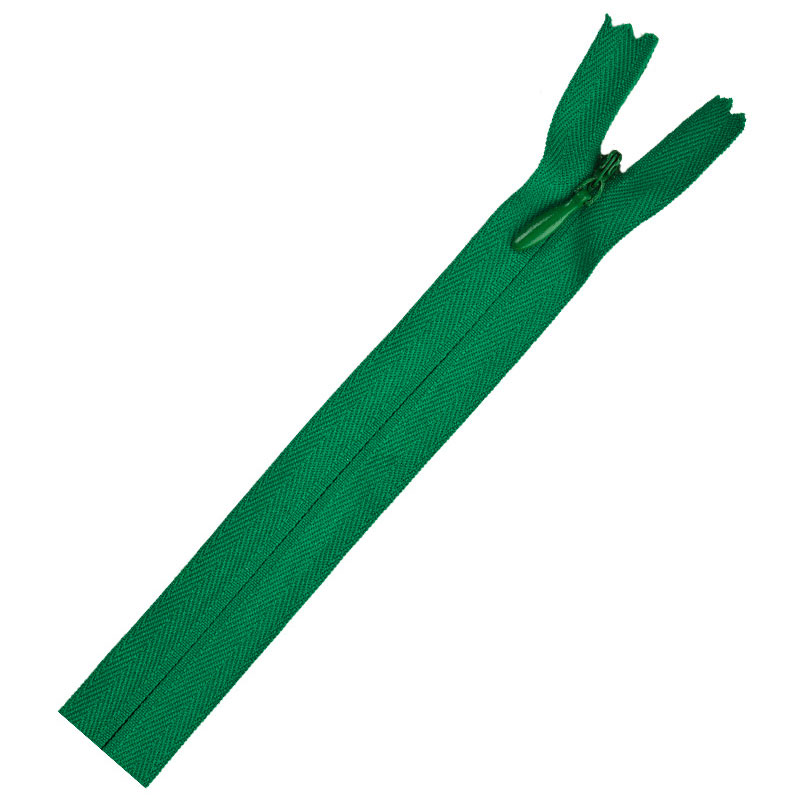 Poly Invisible Zipper 20 - 22 - Kerry Green