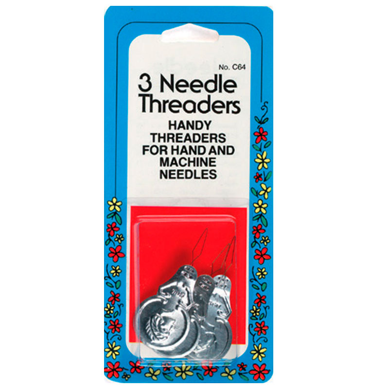Needle Threaders: 3 Ct