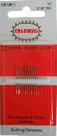 Colonial - Betweens Needles Sz 11