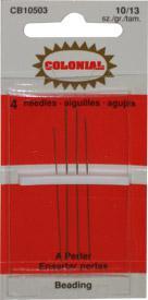 Colonial Beading Needles Sz 10/13