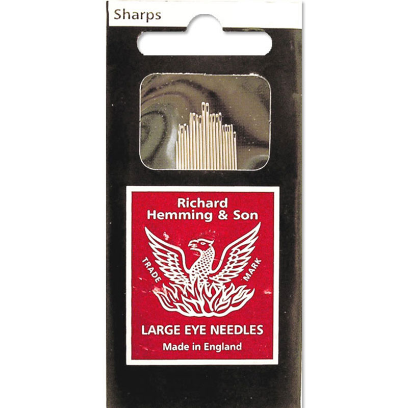 Sharps Hand Needle Sz 12