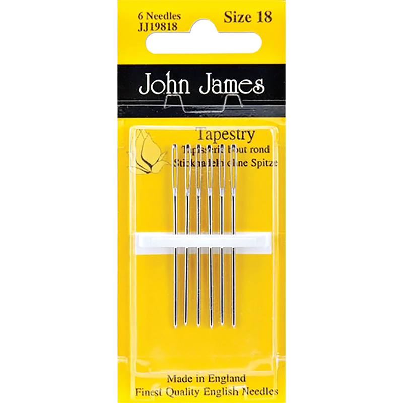 #18 Tapestry Needles