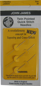 Double Ended Tapestry Ndl Sz 28