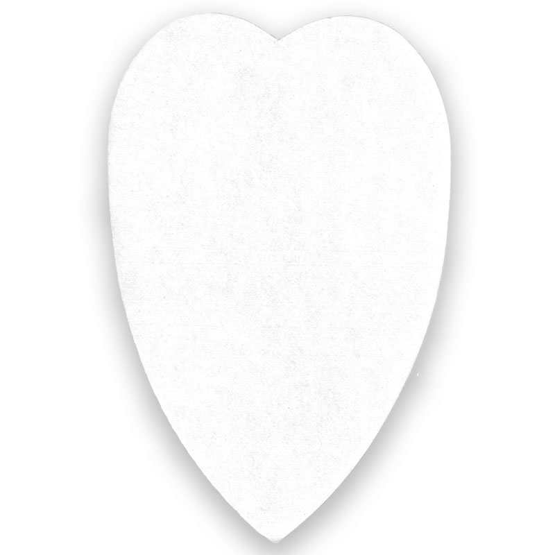 In R Form Heart Leaf 5x8 8ct
