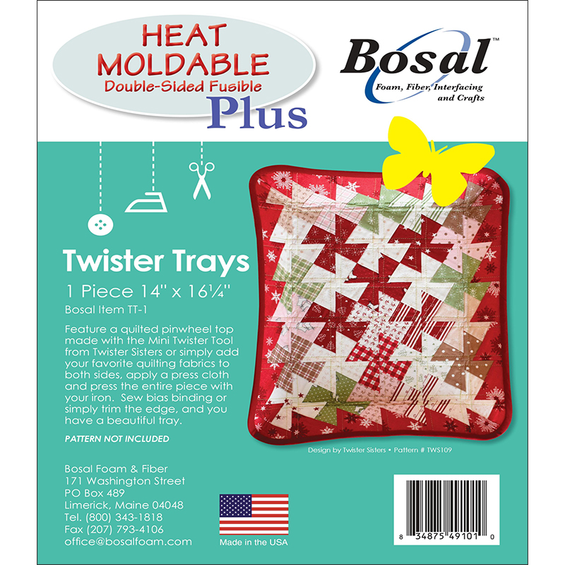 Twister Tray DS Heat Modable Fu