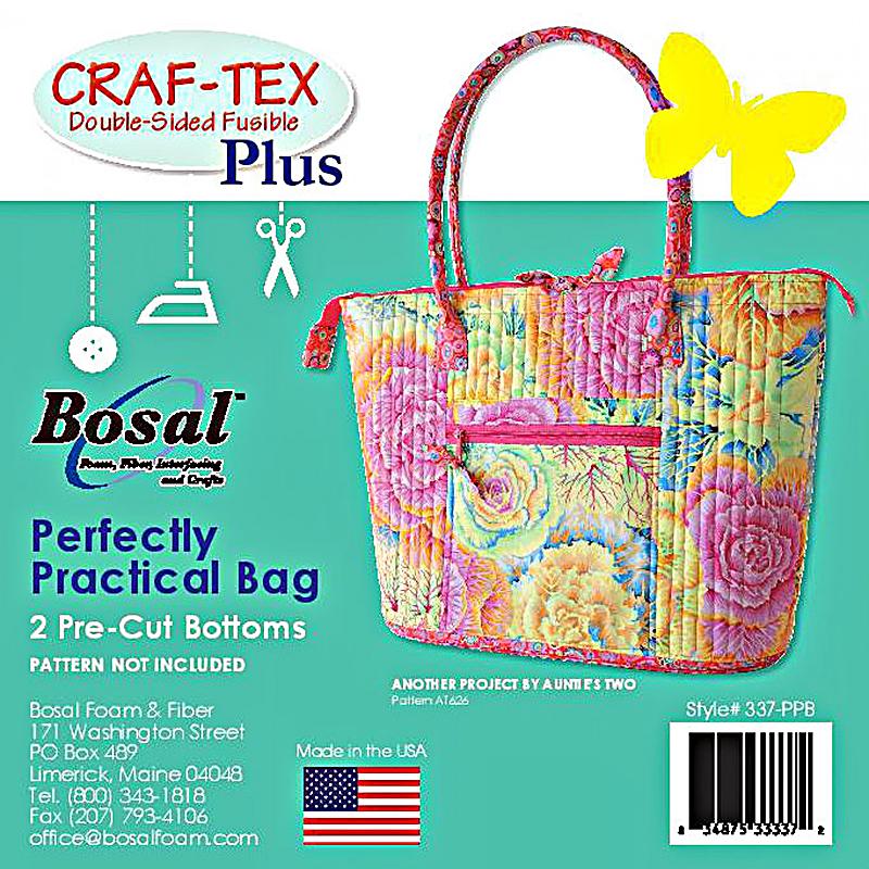 Craf Tex Plus 2 Pract Bag Bottm