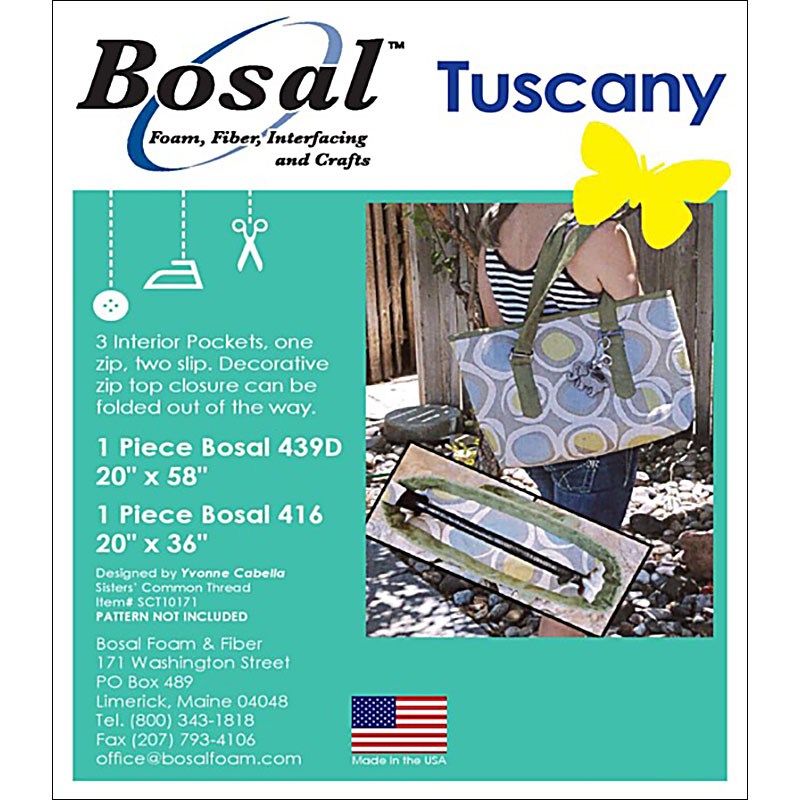In R Form & Fusible Tuscany
