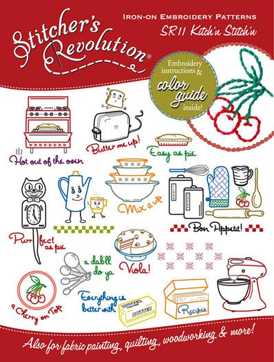 Stitchers Revolution Kitch'n St