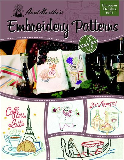 Embroidery Patterns Euro Delits