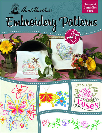 Embroidery Patterns Flowers