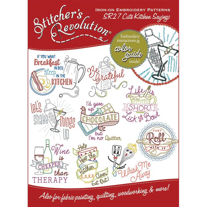 Stitchers Revolution Kitchn Say