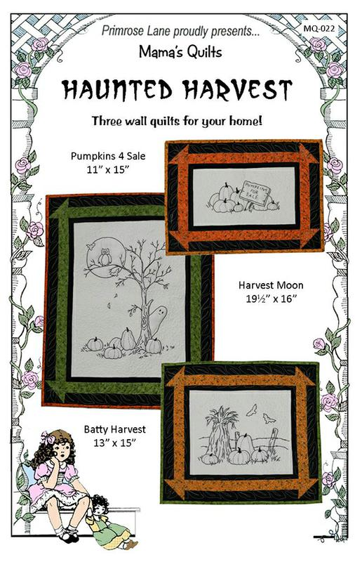 Haunted Harvest Pattern