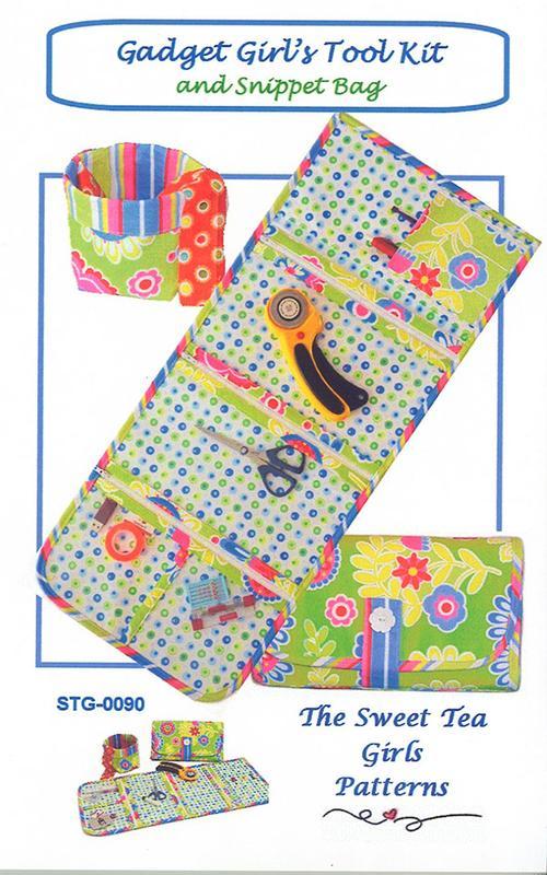 Gadget Girls Tool Kit & Snippet Bag
