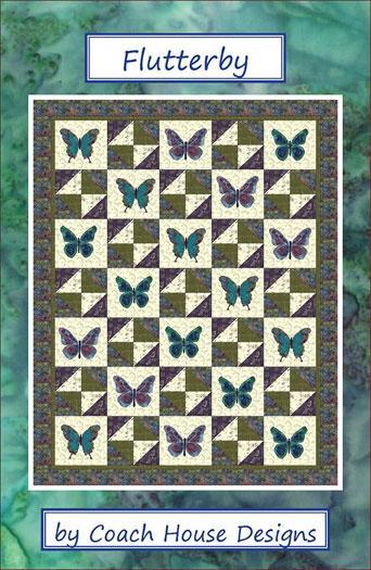 Flutterby Pattern
