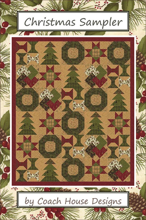 Christmas Sampler pattern